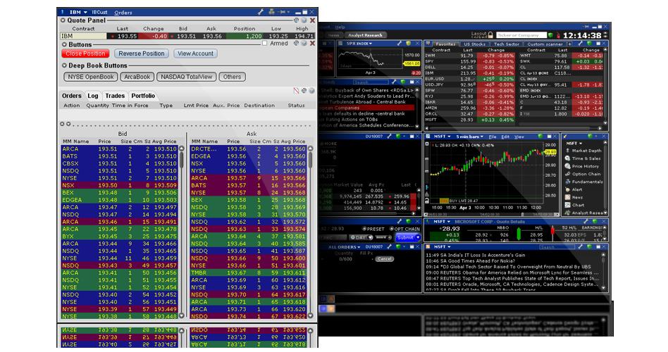 Level 2 Market Depth - QuoteMedia Market Data Solutions